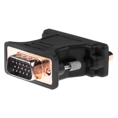Переходник Vention VGA - DVI-I (DV350VG) черный переходник vention ddbi0 grey