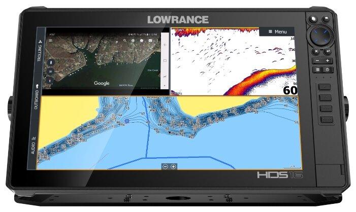 Эхолот Lowrance HDS-16 LIVE