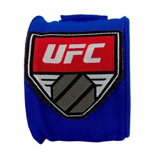 Кистевые бинты UFC 4,5 м синий