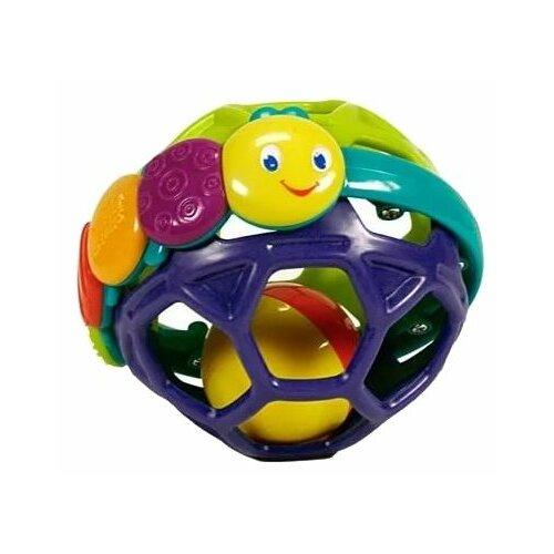Купить Погремушка Bright Starts Гибкий шарик разноцветный, Погремушки и прорезыватели