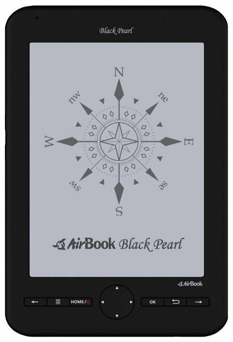 Электронная книга AirBook Black Pearl