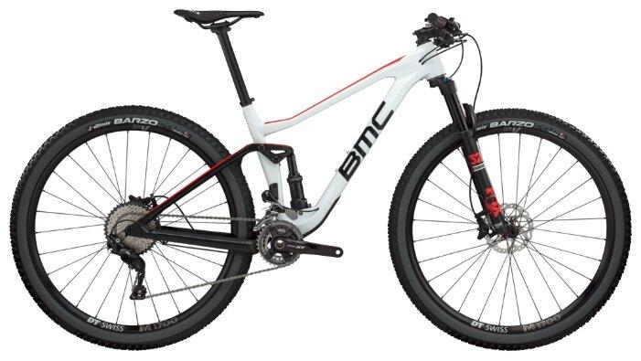 Горный (MTB) велосипед BMC Agonist 02 One (2018)