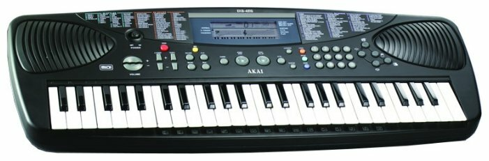 Синтезатор AKAI EKB-4910