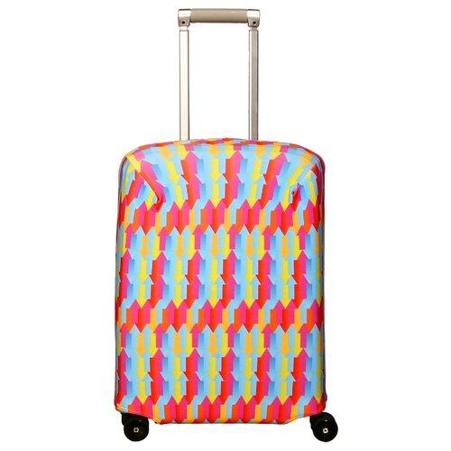 Чехол для чемодана ROUTEMARK Вверх тормашками SP180 S, разноцветный