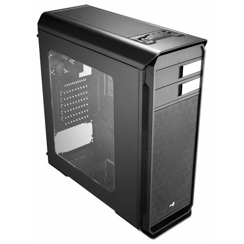 Купить Компьютерный корпус AeroCool Aero-500 Window Black Edition