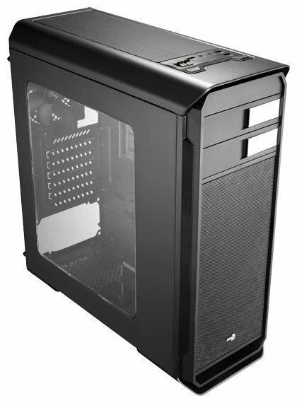 Корпус для компьютера AeroСool Aero-500 Window Black