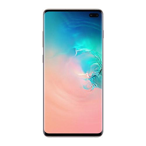 Купить Смартфон Samsung Galaxy S10+ Ceramic 12/1024GB белая керамика (SM-G975FCWHSER)