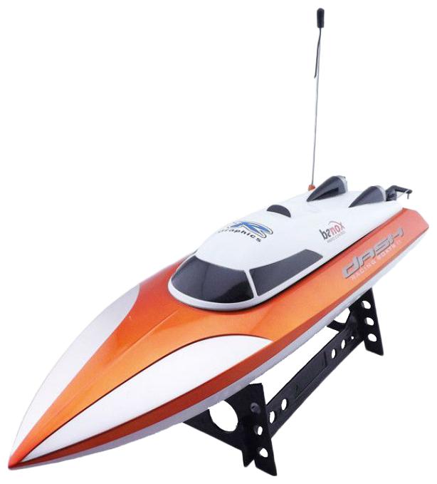 Катер Double Horse K-Marine 2 (7010) 1:14 46 см оранжевый/белый фото 1