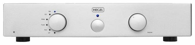 Предварительный усилитель Hegel P20