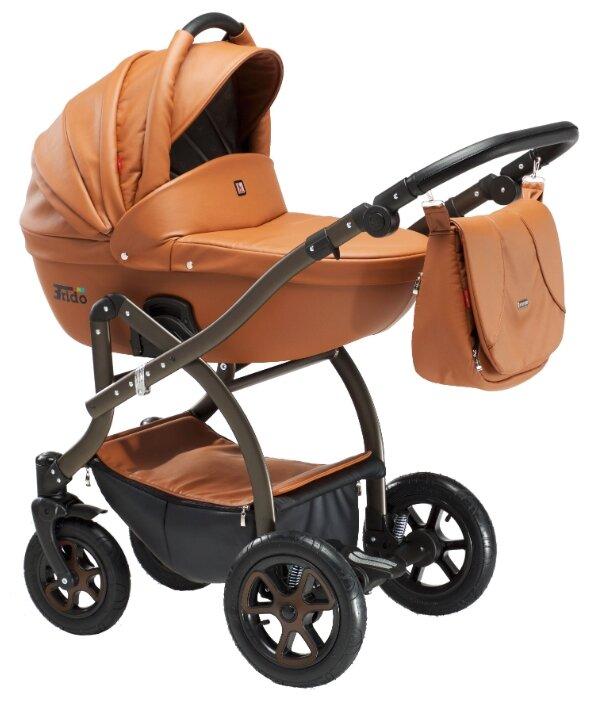 Универсальная коляска Tutek Trido ECO Leatherette (2 в 1)