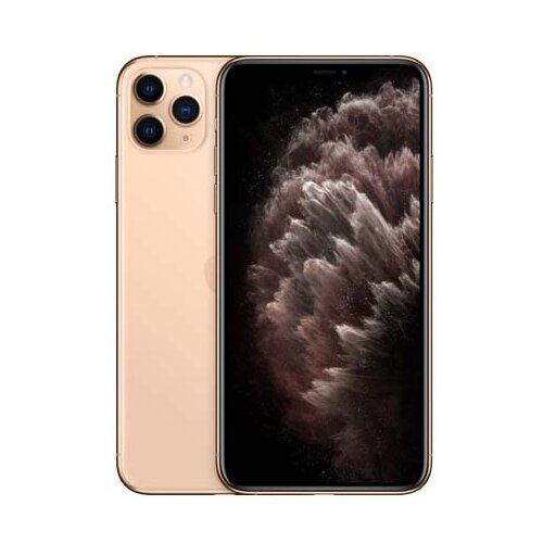 Смартфон Apple iPhone 11 Pro Max 256GB золотой (MWHL2RU/A)