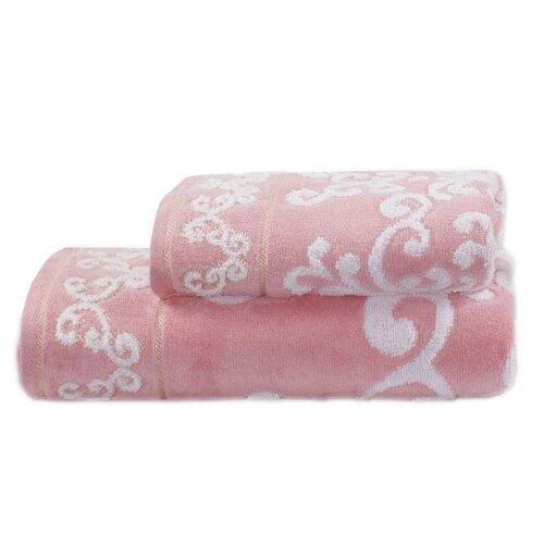 Guten Morgen полотенце Амалия банное 70х130 см розовый loya pink розовый полотенце банное