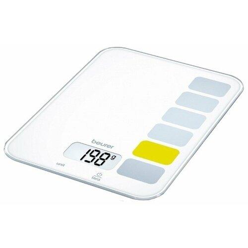 Кухонные весы Beurer KS 19 белый