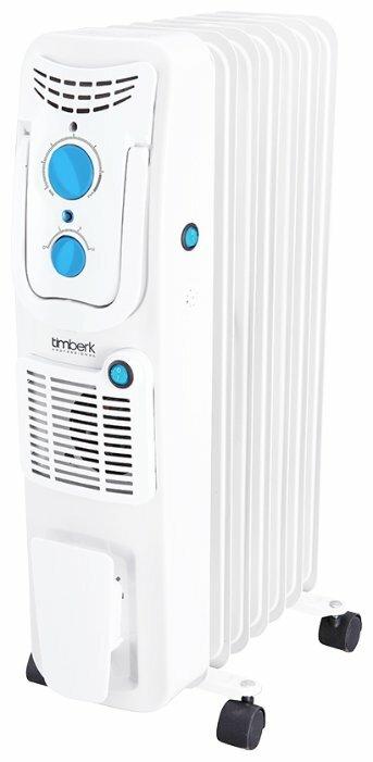 Масляный радиатор Timberk TOR 31.3012 EHX I