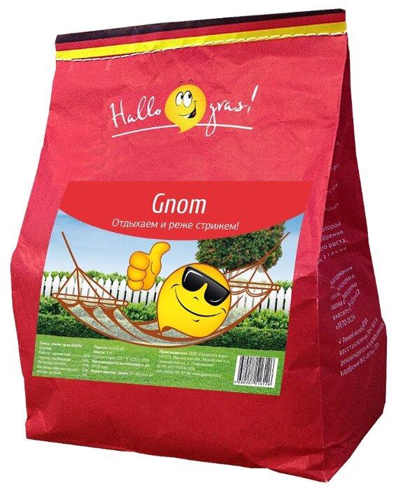 Hallo Gras! Смесь семян трав Gnom, 1 кг
