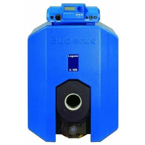 Комбинированный котел Buderus Logano G125 WS-32 32 кВт одноконтурный котел buderus logano g125 25 se синий