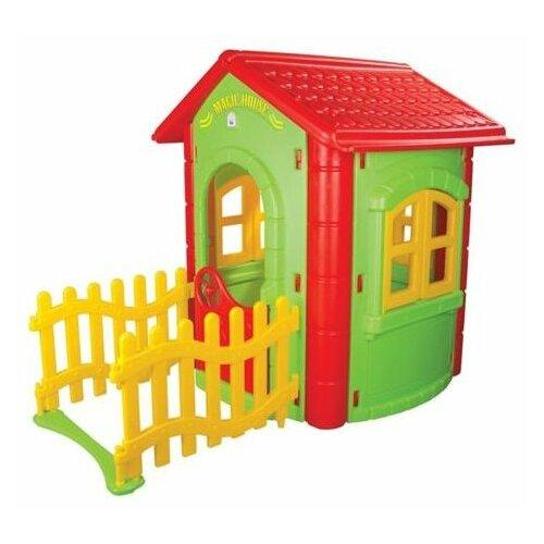 Купить Домик pilsan Magic House 06-194 зеленый/красный, Игровые домики и палатки