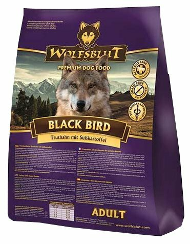 Корм для собак Wolfsblut Black Bird Adult