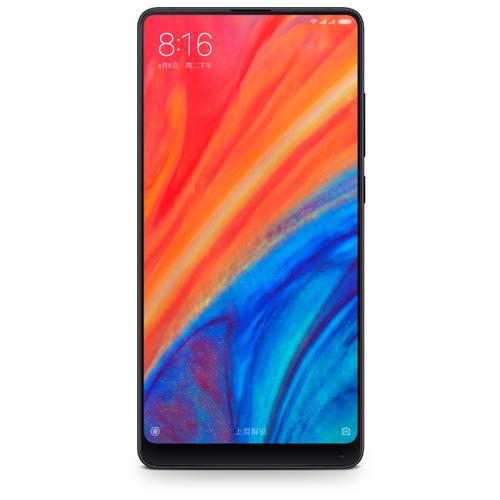 цена Смартфон Xiaomi Mi Mix 2S 6/128GB черный онлайн в 2017 году