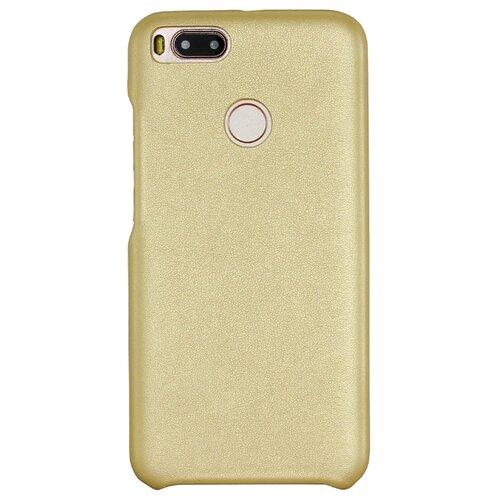 Чехол G-Case Slim Premium для Xiaomi Mi5X золотойЧехлы<br>
