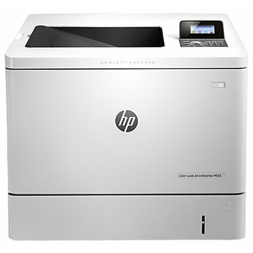 Принтер HP Color LaserJet Enterprise M552dn белый
