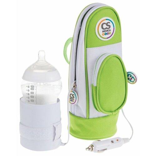 Подогреватель CS Medica KIDS CS-21 белый/зеленый