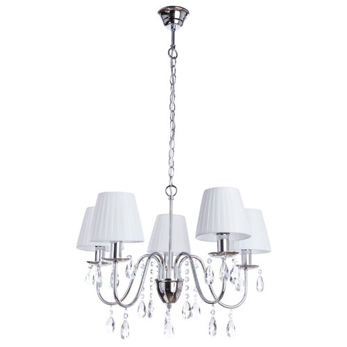 Люстра Arte Lamp A9123LM-5CC, E14, 200 Вт