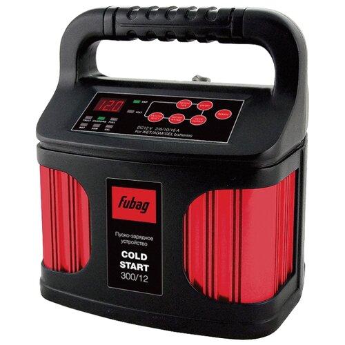 Пуско-зарядное устройство Fubag Cold start 300/12 красный/черный пуско зарядное устройство fubag force 180 красный черный