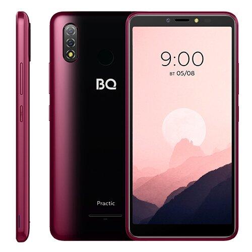 Смартфон BQ 6030G Practic красный