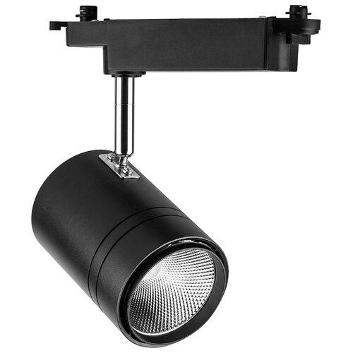 Трековый светильник Feron AL104 29690 трековый светодиодный светильник feron al100 32511
