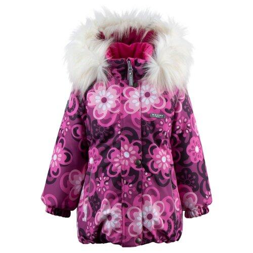 Купить Куртка KERRY Emmy K19431 размер 134, 6230 розовый, Куртки и пуховики
