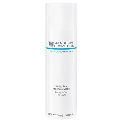 Купить Маска Janssen White Tea Moisture Mask увлажняющая для обезвоженной кожи, 200 мл, Janssen Cosmetics