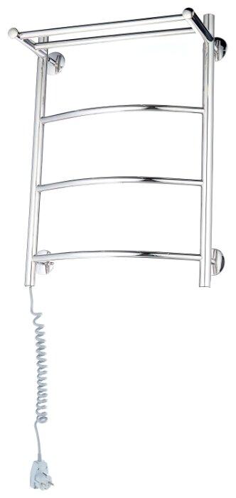 Электрический полотенцесушитель Тругор ПЭК5П 60x40 Л хром