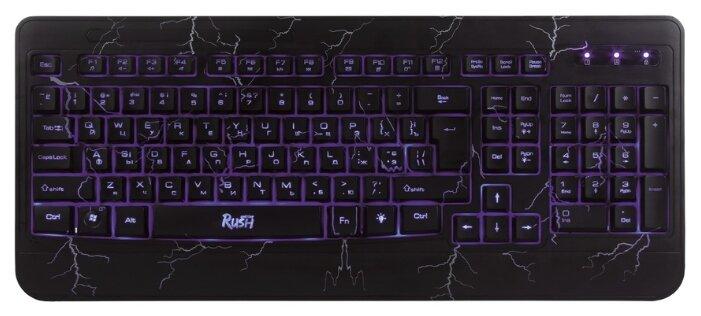 Клавиатура SmartBuy SBK-715G-K Black USB — купить по выгодной цене на Яндекс.Маркете