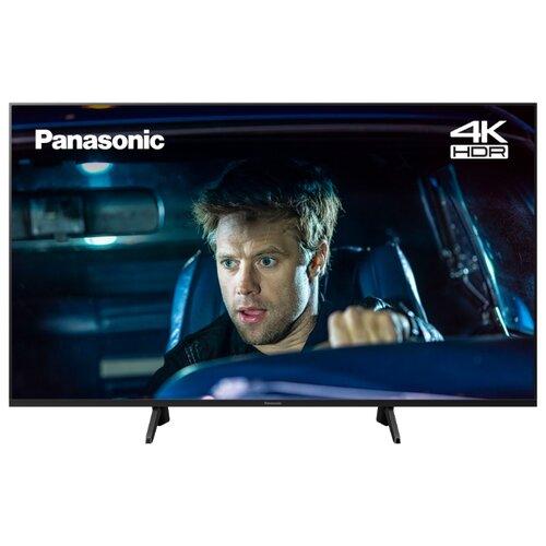 Фото - Телевизор Panasonic TX-50GXR700 50 (2019) черный жк телевизор panasonic oled телевизор 65 tx 65gzr1000