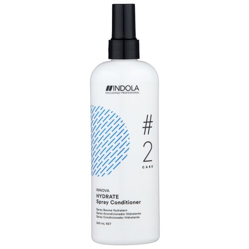 Indola спрей-кондиционер для волос Innova Care Hydrate #2 увлажняющий, 300 мл