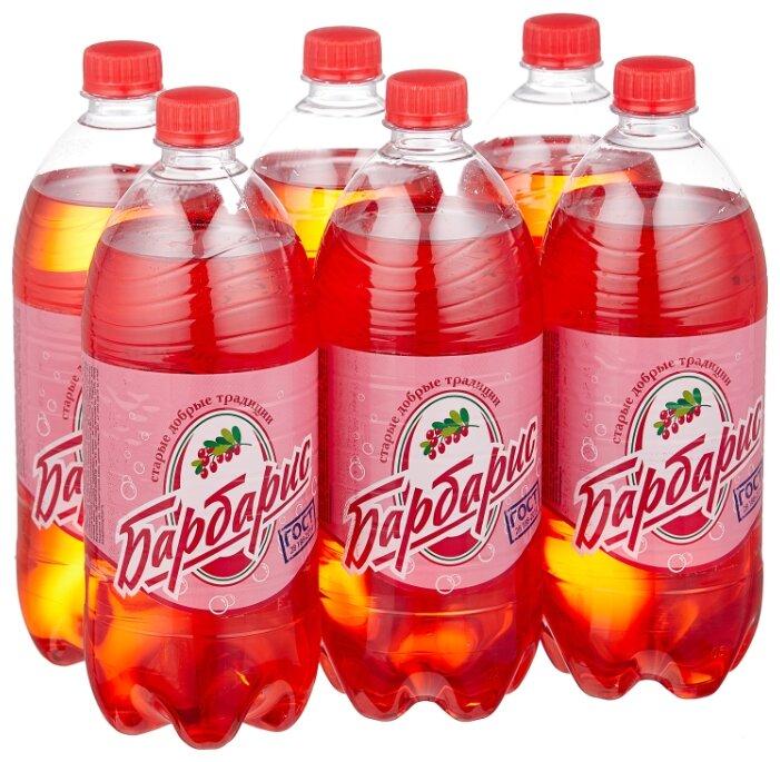 Купить Газированный напиток Старые добрые традиции Барбарисовый, 1 л, 6 шт. по низкой цене с доставкой из Яндекс.Маркета (бывший Беру)