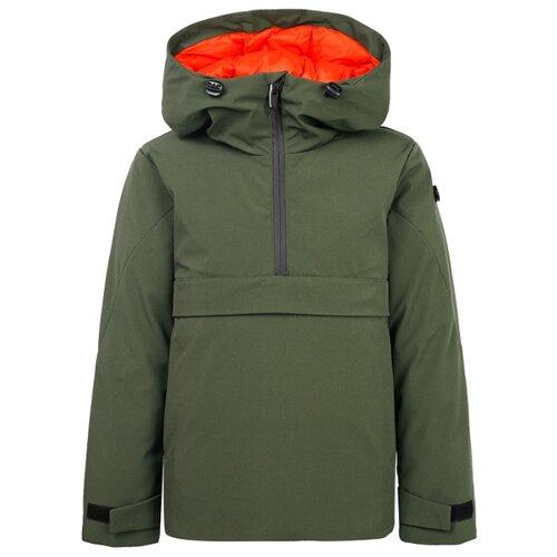 Куртка AI Riders размер 128, зеленый