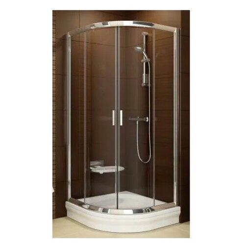 Душевой уголок RAVAK Blix BLCP4-90 90см*90см профиль блестящий/стекло транспарент прозрачное