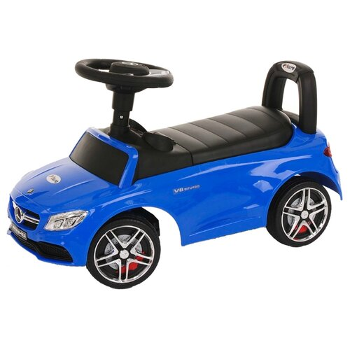 Каталка-толокар Pituso Mercedes Benz 638 синий каталка толокар orion toys мотоцикл 2 х колесный 501 зеленый
