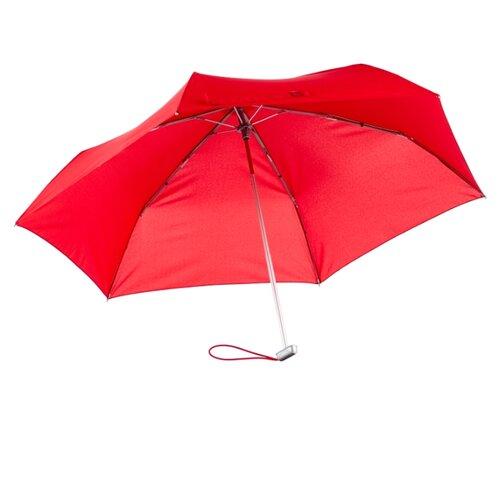 Зонт механика Samsonite Alu Drop S (6 спиц, маленькая ручка) красный