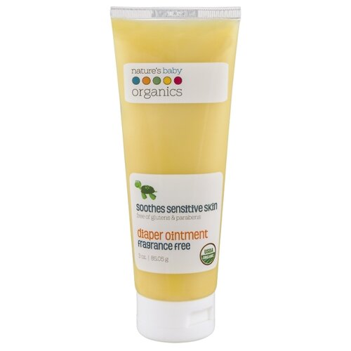 Nature\'s Baby Organics Крем под подгузник Diaper Ointment без отдушки 85.05 г