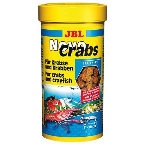 Сухой корм для ракообразных JBL NovoCrabs 250 мл 123 г