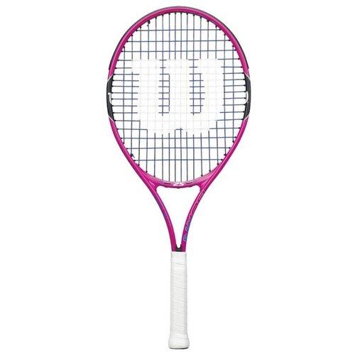 Ракетка для большого теннисаWilson Burn Pink 25 25'' розовый/черный