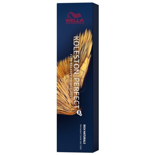 Купить Wella Professionals Koleston Perfect Me+ Rich Naturals Краска для волос, 5/1 Шоколадное джелато, 60 мл