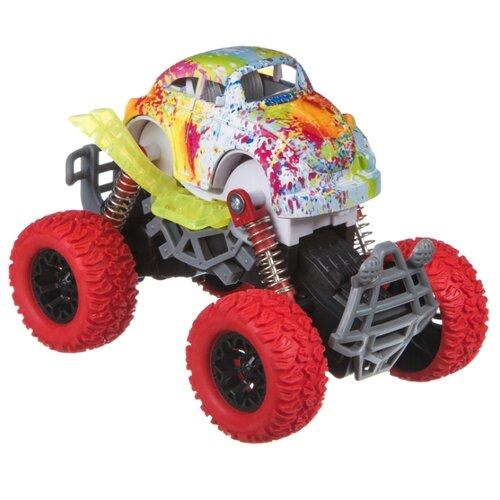 Купить Монстр-трак BONDIBON Парк техники (ВВ4502), Машинки и техника