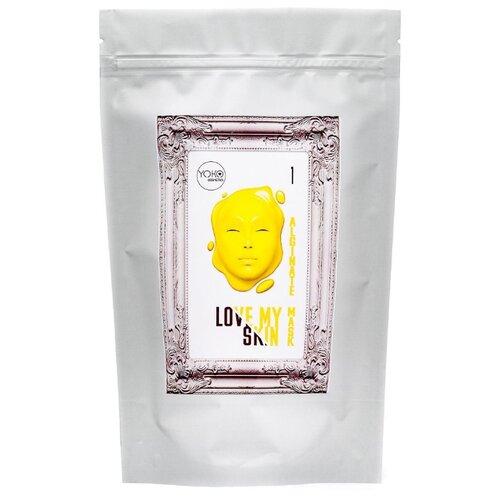 YOKO cosmetics Альгинатная маска Осветляющая отбеленная кожа с витамином С, 150 г