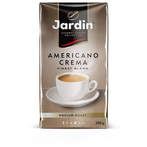 цена Кофе молотый Jardin Americano Crema, 250 г онлайн в 2017 году