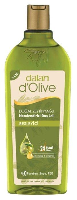 Гель для душа Dalan D