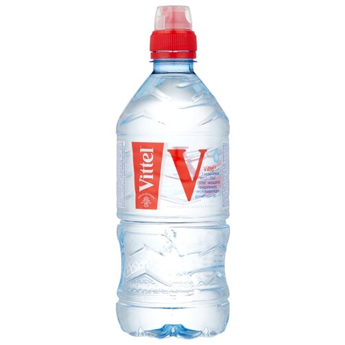 Минеральная вода Vittel негазированная, ПЭТ спорт, 0.75 л
